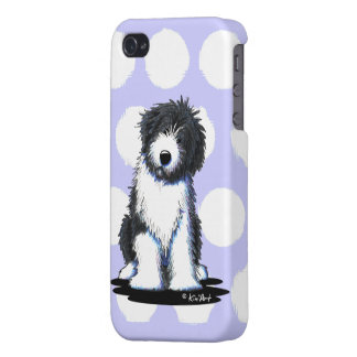 Bearded Collie iPhone 4 Covers