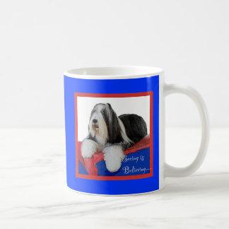Bearded Collie Coffee Mugs