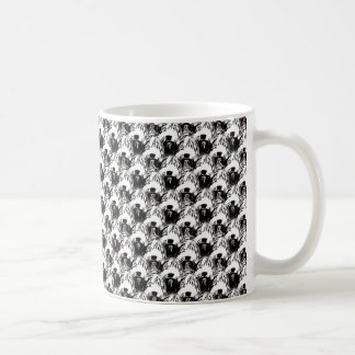 Bearded Collie Multitude Mug