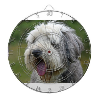 bearded collie.png dartboard