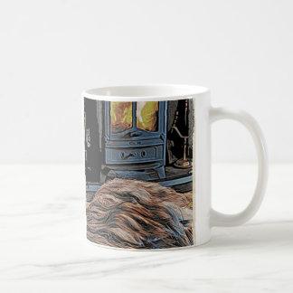 Bearded Collie Rug Mug