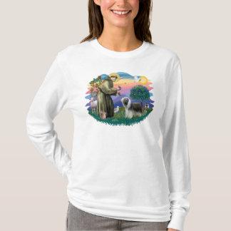 Bearded Collie (slate-white) T-Shirt