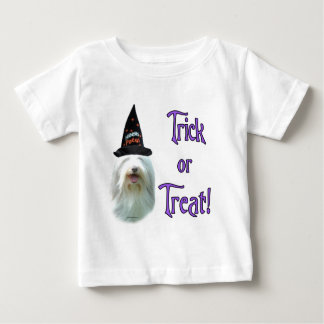 Bearded Collie Trick Baby T-Shirt