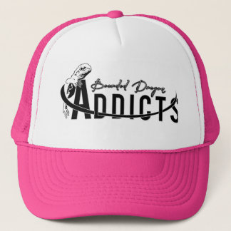 Bearded Dragon Addicts Trucker Hat