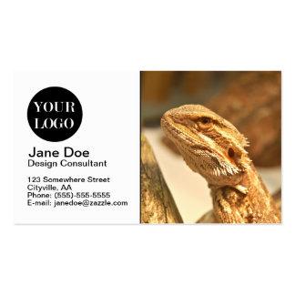 Bearded Dragon Business Card