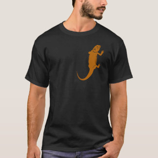 Bearded Dragon Climbing T-Shirt