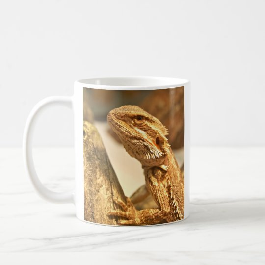 Bearded Dragon Coffee Mug