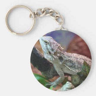 Bearded Dragon Keychain