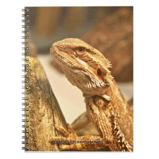 Bearded Dragon Notebook