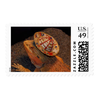 Bearded Dragon – Party at My Place! Postage