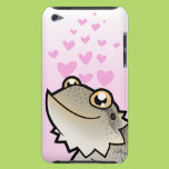 Bearded Dragon / Rankin Dragon Love Barely There iPod Cover