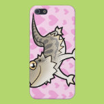 Bearded Dragon / Rankin Dragon Love Case For iPhone SE/5/5s