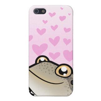 Bearded Dragon / Rankin Dragon Love Cover For iPhone SE/5/5s