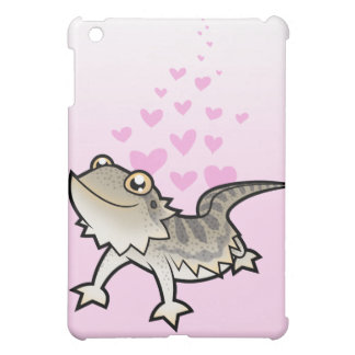 Bearded Dragon / Rankin Dragon Love iPad Mini Cases