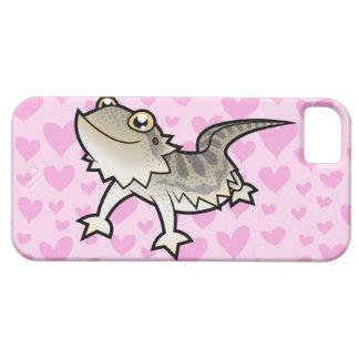 Bearded Dragon / Rankin Dragon Love iPhone SE/5/5s Case
