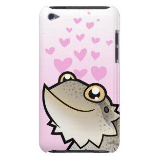 Bearded Dragon / Rankin Dragon Love iPod Touch Cases