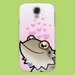 Bearded Dragon / Rankin Dragon Love Samsung Galaxy S4 Cover