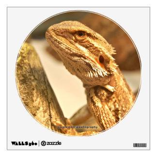 Bearded Dragon Wall Sticker