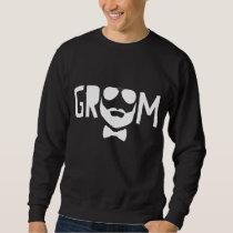 Bearded Groom Sweatshirt