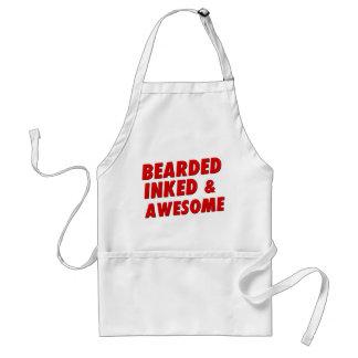 Bearded,