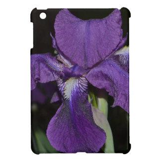 Bearded Iris in Purples iPad Mini Case