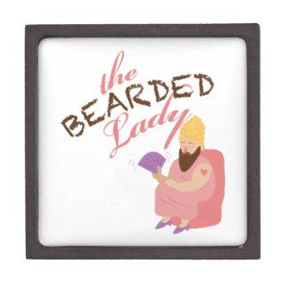 Bearded Lady Premium Gift Boxes