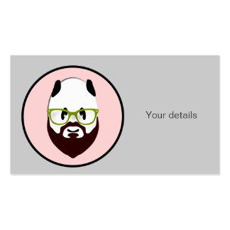 Bearded Panda Business Card