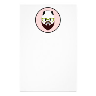 Bearded Panda Stationery