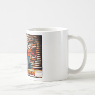Bearded Planet Band Pic Coffee Mug
