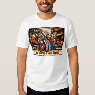 Bearded Planet Band Pic Shirt