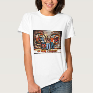 Bearded Planet Band Pic T-shirt