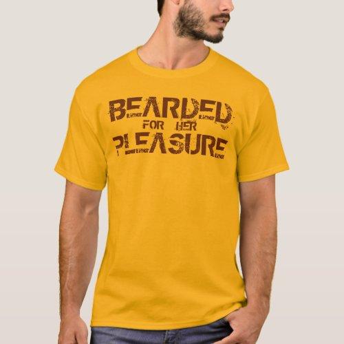 Bearded Pleasure T_Shirt