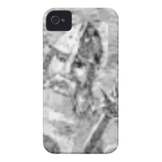 bearded soldier Case-Mate iPhone 4 case