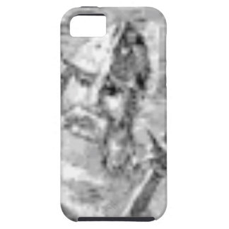 bearded soldier iPhone SE/5/5s case