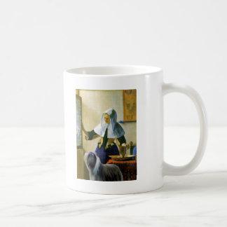 Beardie 10 - Pitcher Coffee Mug