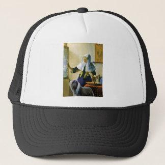 Beardie 10 - Pitcher Trucker Hat