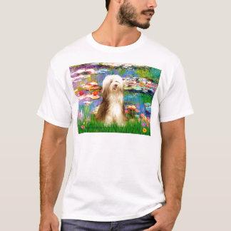 Beardie 16 - Lilies 2 T-Shirt