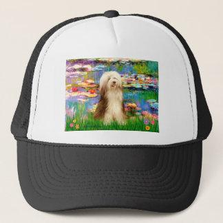 Beardie 16 - Lilies 2 Trucker Hat
