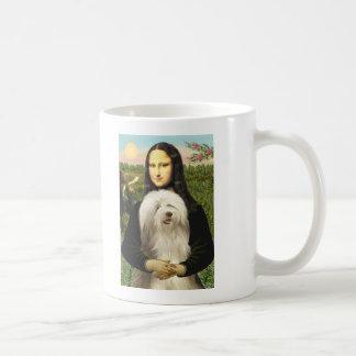 Beardie 16 - Mona Lisa Coffee Mug