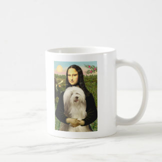 Beardie 16 - Mona Lisa Taza