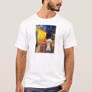 Beardie 16 - Terrace Cafe T-Shirt