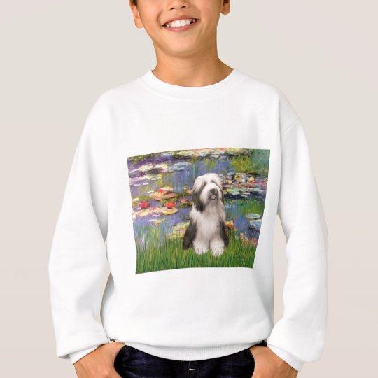 Beardie 1 - Lilies 2 Sweatshirt
