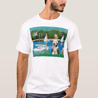 Beardie 1 - Sailboats T-Shirt
