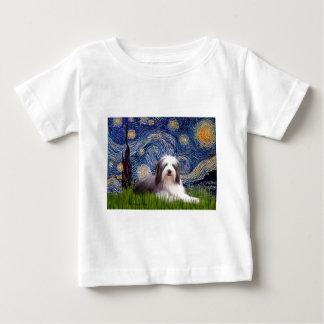 Beardie 2 - Starry Night Baby T-Shirt