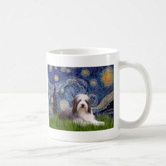 Beardie 2 - Starry Night Coffee Mug