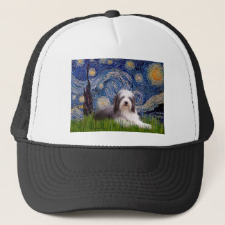 Beardie 2 - Starry Night Trucker Hat
