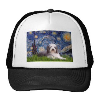 Beardie 2 - Starry Night Trucker Hat