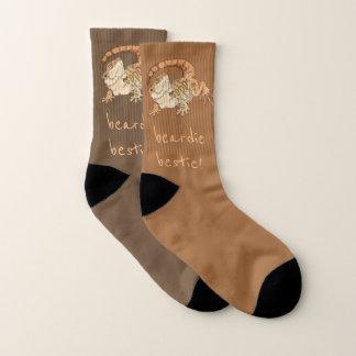 Beardie Bestie Socks