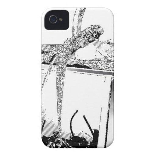beardie design iphone 4s case Case-Mate iPhone 4 case