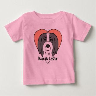 Beardie Lover Tee Shirt